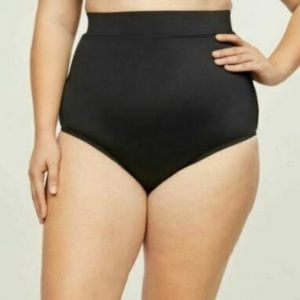 Cacique Swim High Waisted Swimsuit bottoms